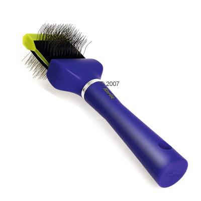 Fur Coat Care - Perfect Care Two In One Brush - For Cats