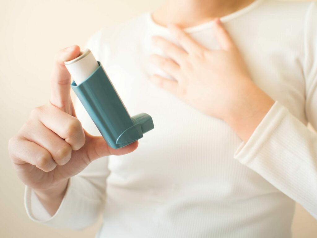 εισπνευστήρας για αλλεργικό άτομο